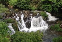 明神滝 Myojin Falls