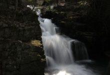 鰐淵の滝 Wanibuchi Falls