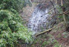 雪澤の滝 Yukiwatari Falls